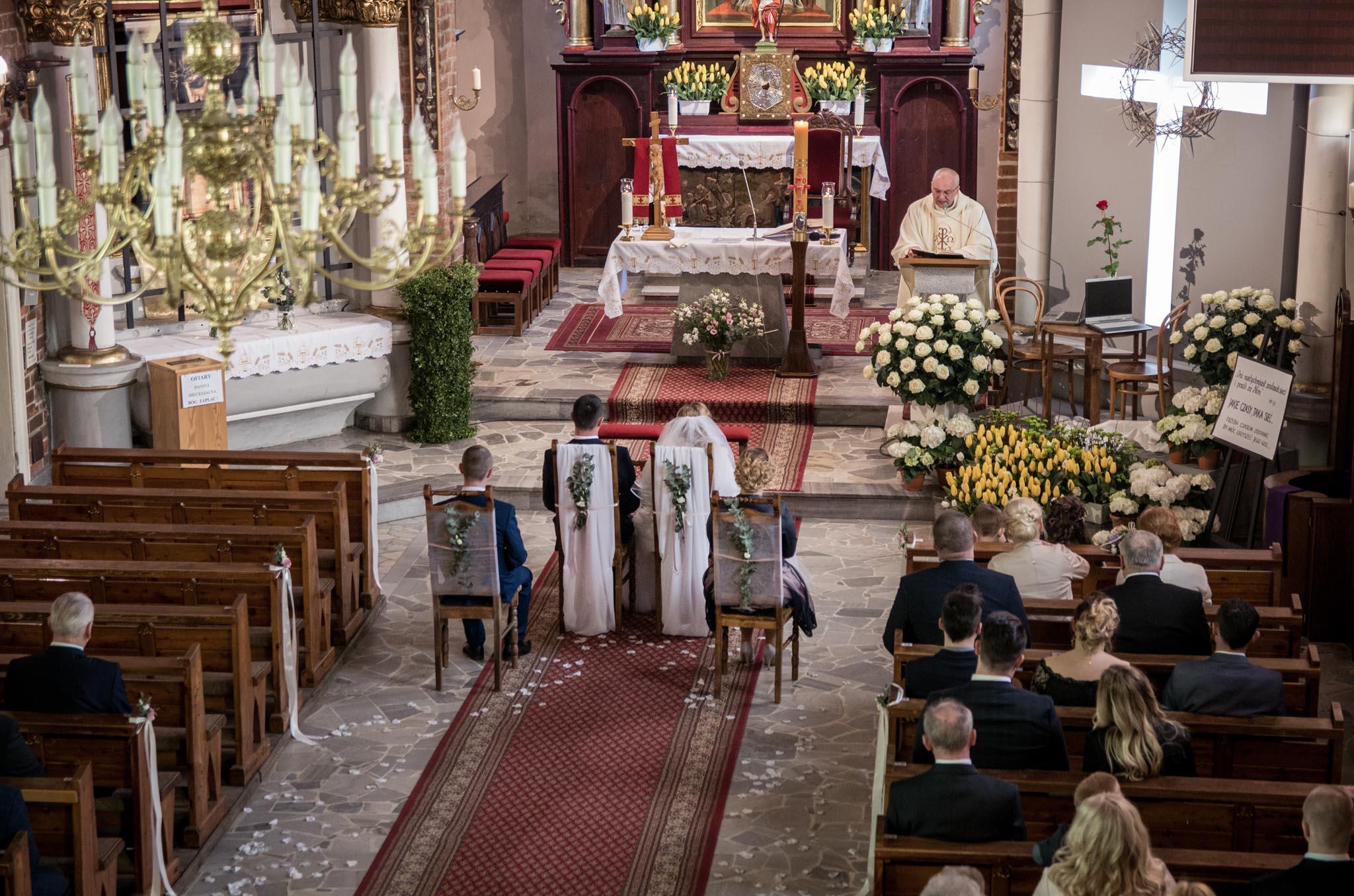 Fotografia Ślubna-Kościół Rzymskokatolicki pw. św. Jakuba Apostoła