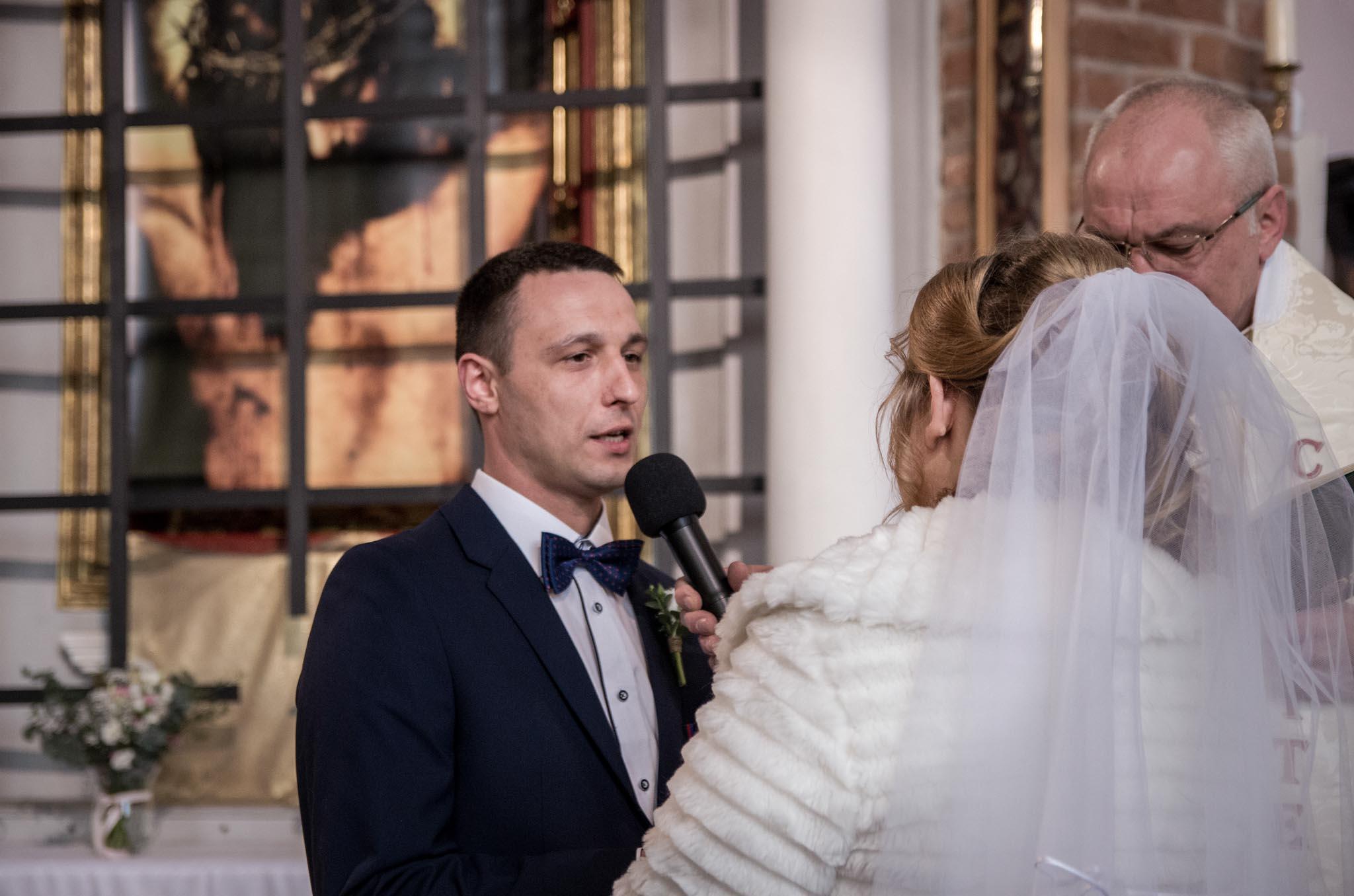 fotografia ślubna Murowana Goślina