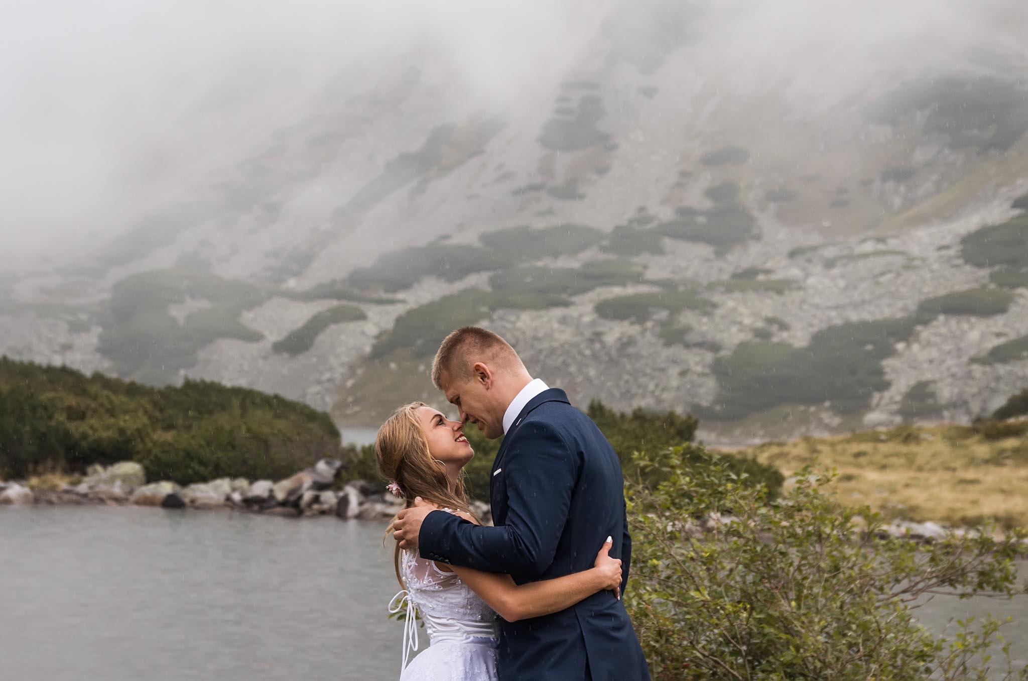sesja ślubna-Sesja ślubna w Tatrach